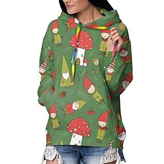 Christmas Hoodie Sleeve Sweatshirt Pullover