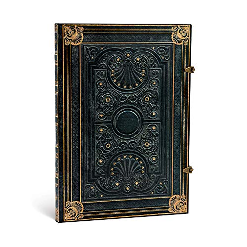 『Paperblanks ノート Journals Nocturnelle Grande Lined PB2205-3 正規輸入品』の8枚目の画像