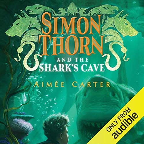 Couverture de Simon Thorn and the Shark's Cave