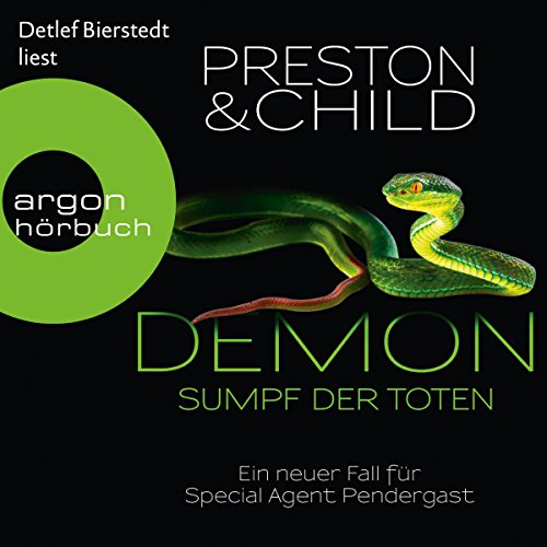 Demon: Sumpf der Toten cover art