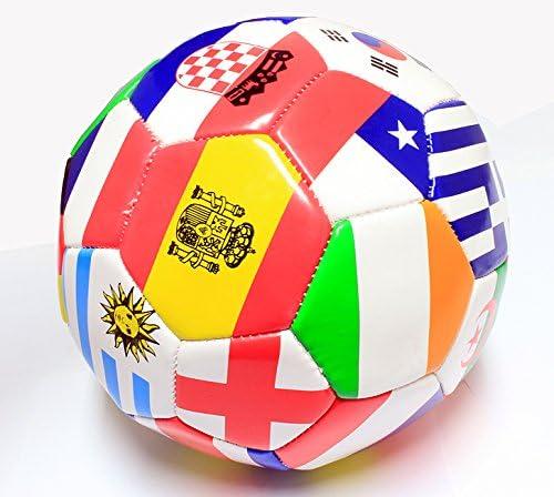 Life gears Indoor Outdoor Popular brand Multiple Flag Ball Tulsa Mall Soccer Country Offi