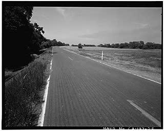 HistoricalFindings Photo: Reclamation District 1000,Highway No. 99,Sacramento,California,CA,HABS,27