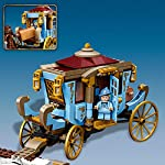 LEGO Harry Potter - La Carrozza di Beauxbatons: arrivo a Hogwarts