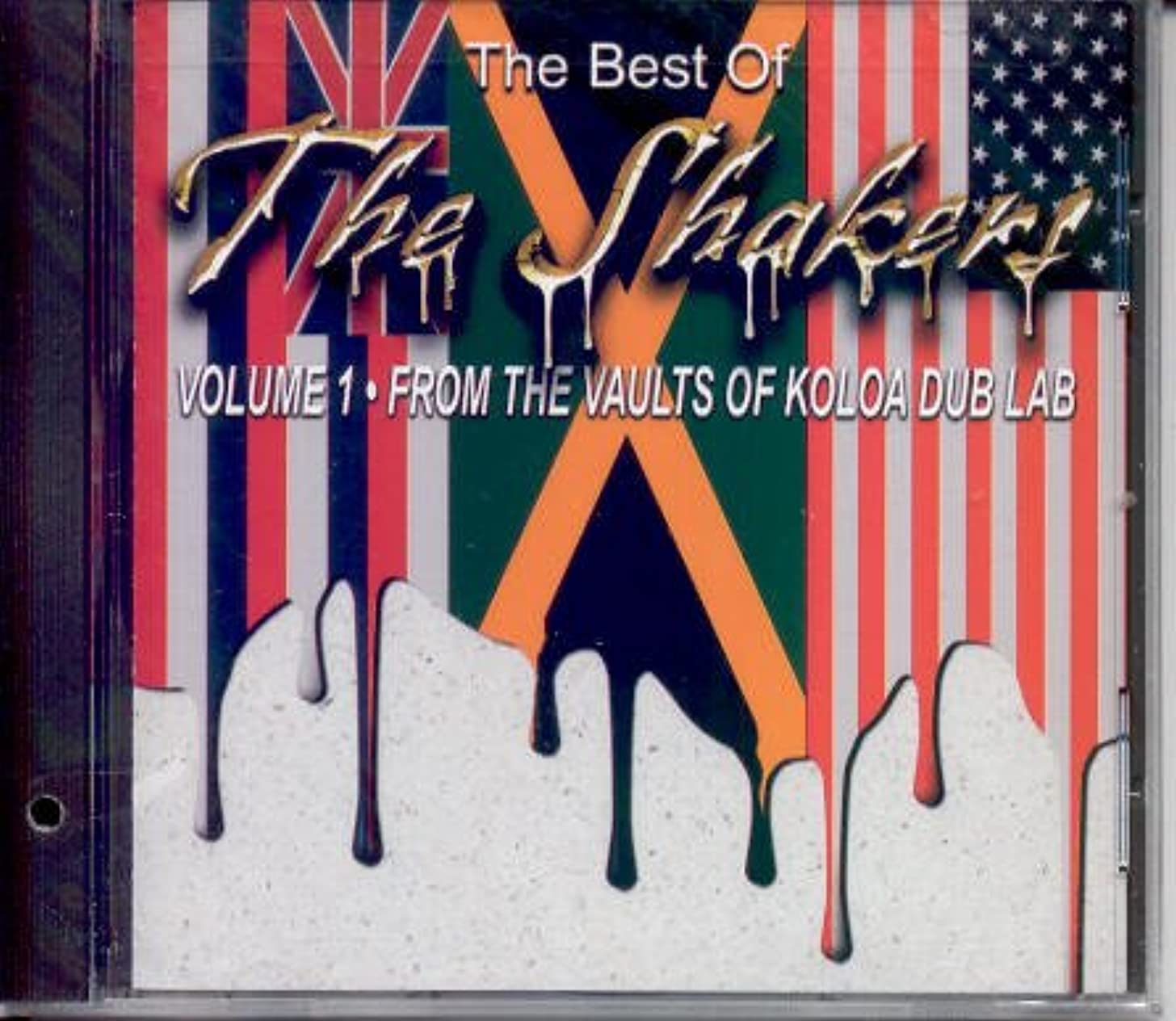 The Best of the Shakers - Volume 1 : From the Vaults of Koloa Dub Lab