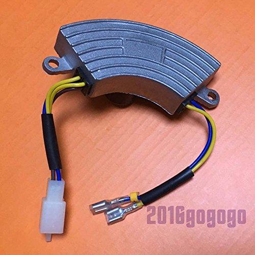 AVR Regler für Generator Rotenbach Stromerzeuger Stromaggregat 2KW - 3KW 6,5PS