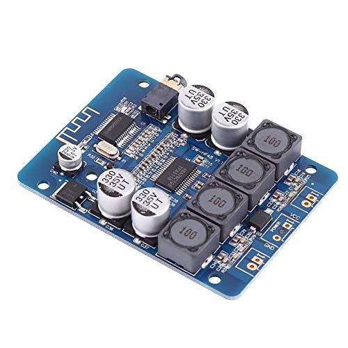 03 Placa de amplificador de áudio, módulo de amplificador de potência, placa amplificadora para áudio
