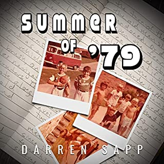 Summer of '79 audiobook cover art