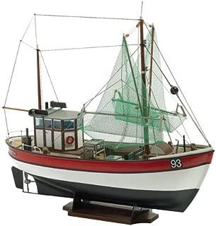 Billing Boats 1:60 Scale Rainbow Fishing Cutter Model Construction Kit