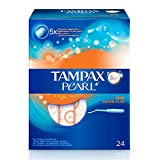 Tampax Pearl - Tampones Superplus, 24 Unidades