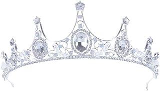 Diaod Accessori per Capelli con Strass da Sposa Corona Corona Corona Corona Corona da Sposa Corona da Sposa Accessori per ...