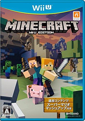日本マイクロソフト『MINECRAFT:WiiUEDITION』