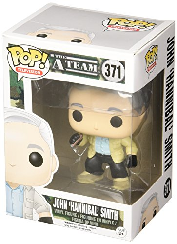 Funko POP TV: A-Team - Hannibal Action Figure,Multi-colored,3.75 inches