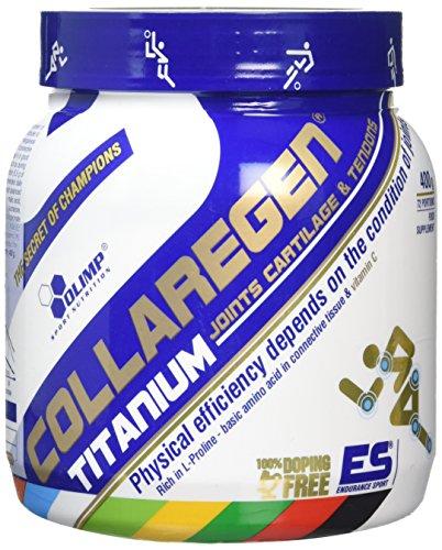 Olimp Labs Collaregen Powder, Lemon Flavour, 400 g