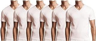 Men's 6 Pack V-Neck T-Shirt