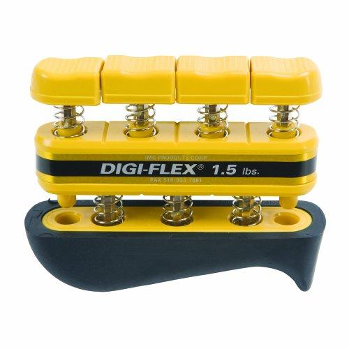 digi-flex gelb Hand und Finger Exercise System, 1.5lbs Widerstand