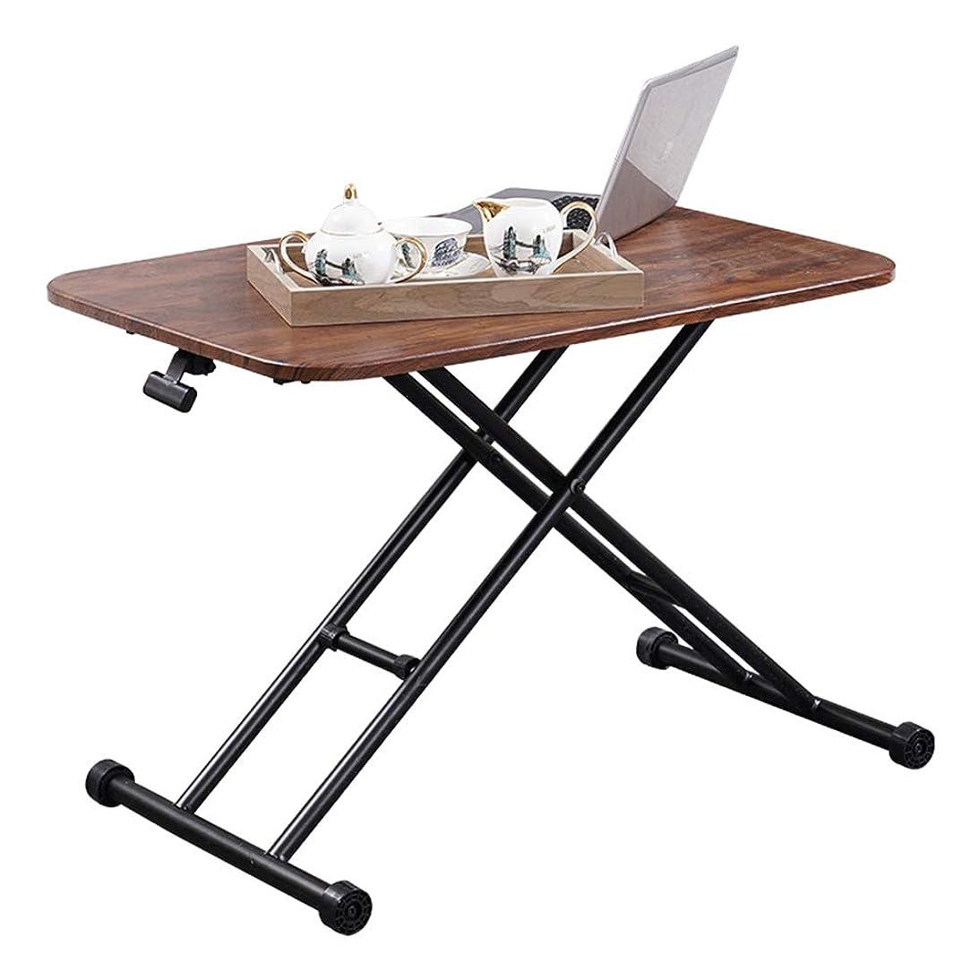 独創的ビルフィッティングZR-ウォールテーブル コンピュータデスク、多機能折りたたみレイジーテーブル、ソファサイドテーブル、リフティングベッドサイドテーブル、ホームスタディテーブル無料設置 - スペースを節約