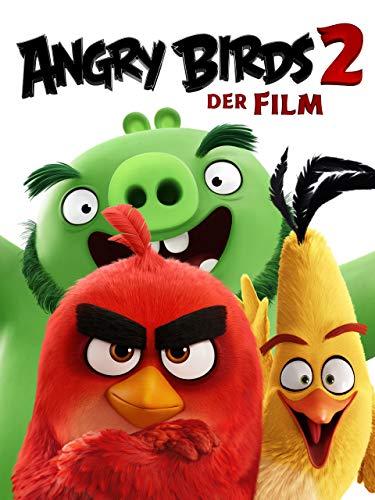 Angry Birds 2 - Der Film (4K UHD) [dt./OV]
