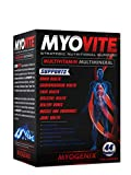 Myogenix Myovite High Performance Multivitamin for Men and Women Athletes and Health Enthusiasts. Daily Vitamin Supplement for Optimum Nutrition, Muscle Function, and General Health - 44 Pack
