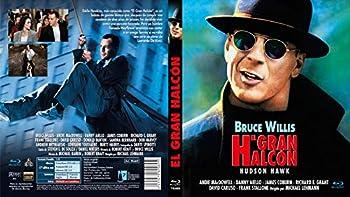 El Gran Halcón BD 1991 Hudson Hawk Sin idioma inglés [Blu-Ray] [Import]