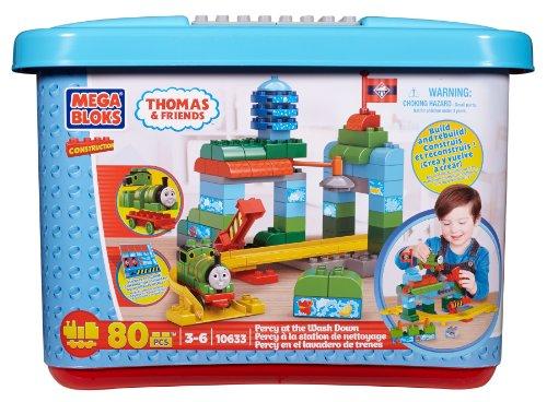 Mega Bloks Thomas   Friends 10633 Gran Contenedor