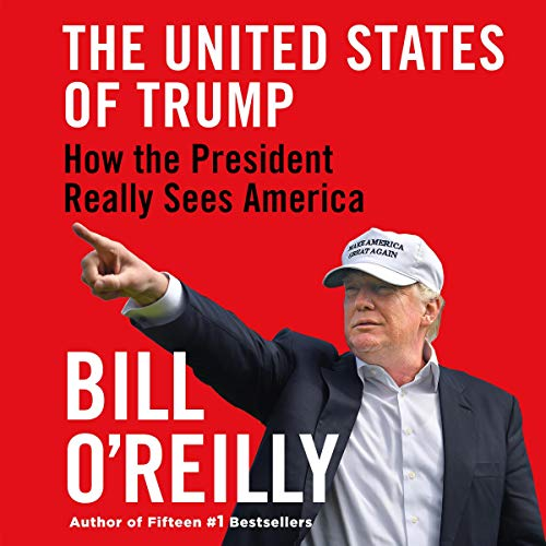 The United States of Trump audiobook cover art