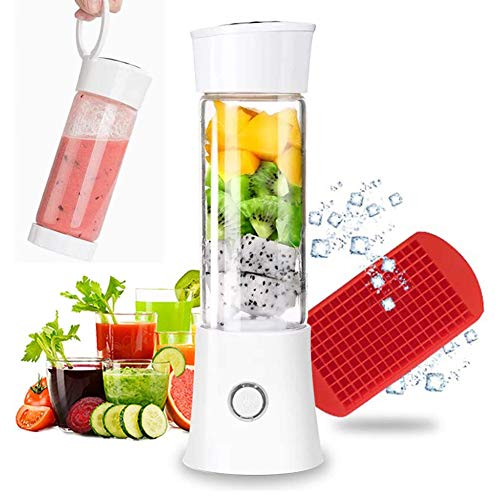 Affordable XIALIUXIA USB Rechargeable Portable Juicer Cup Smoothie Blender 4000Mah Battery Personal ...