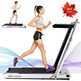 Best Treadmills - ANCHEER Treadmills for Home,2 in 1 Folding Treadmill Review
