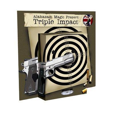 Triple Impact version 2.0 w/DVD Alakazam - Tricks