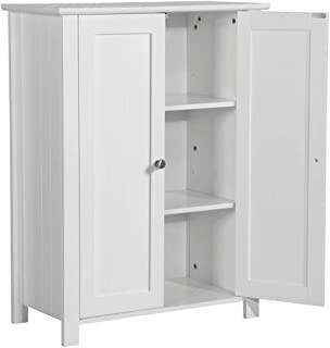 Best tall free standing kitchen cupboards Reviews