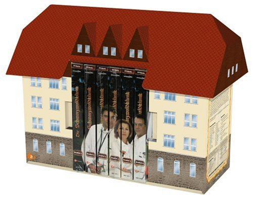 Komplettbox Haus - Staffel 1-6 (24 DVDs)