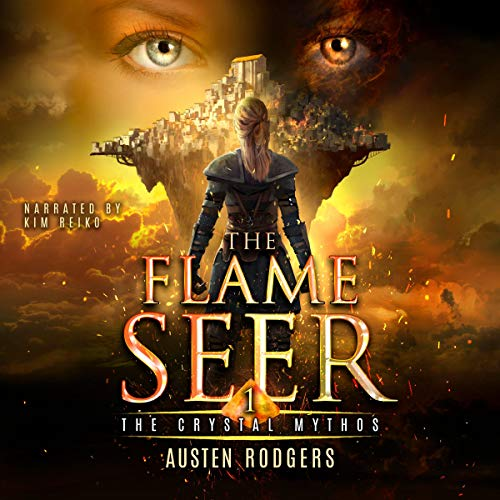 The Flame Seer  By  cover art
