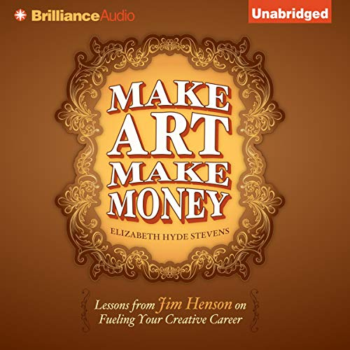 Make Art Make Money cover art
