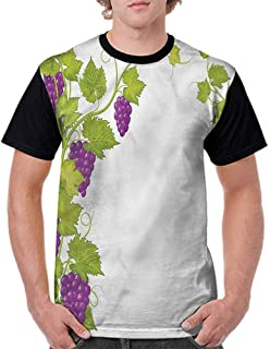BlountDecor Loose T Shirt,Underwater Marine Life Fashion Personality Customization
