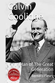 Calvin Coolidge Man of The Great Generation