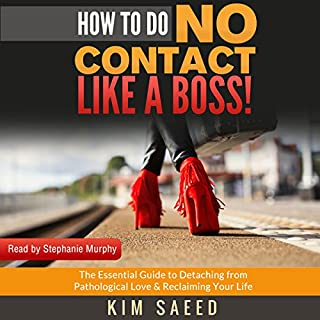 How to Do No Contact Like a Boss! audiobook cover art