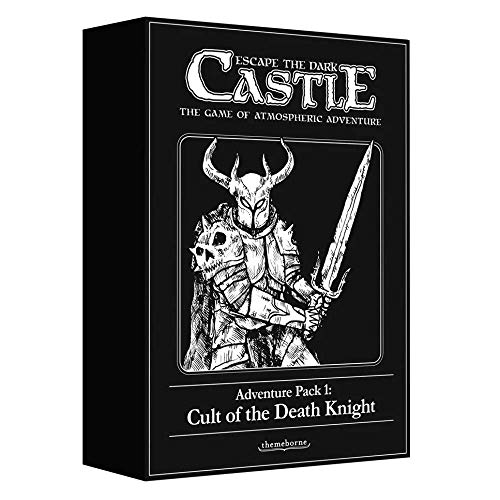 Escape the Dark Schloss Brettspiel - Cult Of The Death Ritter Erweiterung