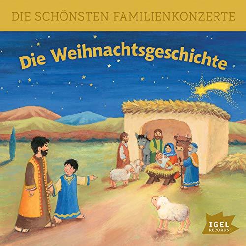 Die Weihnachtsgeschichte cover art