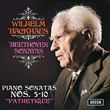 "Beethoven: Piano Sonatas Nos. 5, 6, 7, 8 ""Pathetique"", 9 & 10 (Stereo Version)"