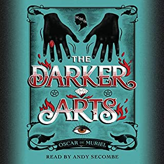The Darker Arts audiobook cover art