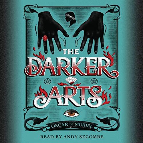 Couverture de The Darker Arts