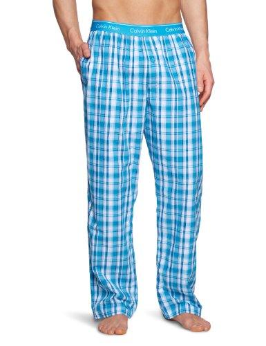 Calvin Klein Underwear Herren Schlafanzugshose U1723A, Gr. 48 (S), Blau (1OP)