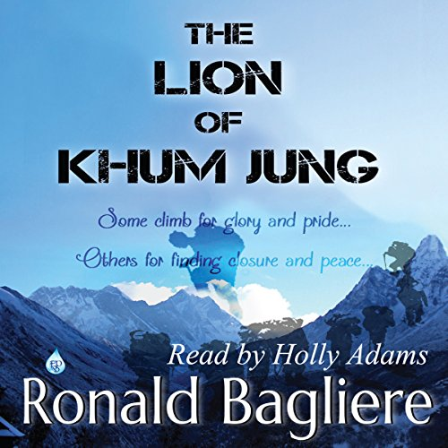 The Lion of Khum Jung audiobook cover art
