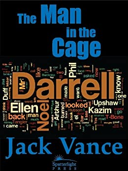 The Man in the Cage by [Jack Vance]