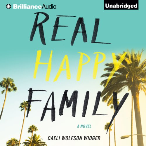 Real Happy Family audiobook cover art
