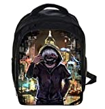13 Inch Anime Tokyo Ghoul Backpack School Bags For Kindergarten Children Kids School Backpack For Boys Girls
