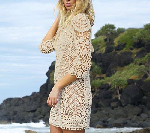 Jeasona-Womens-Bathing-Suit-Cover-Up-Crochet-Lace-Bikini-Swimsuit-Dress