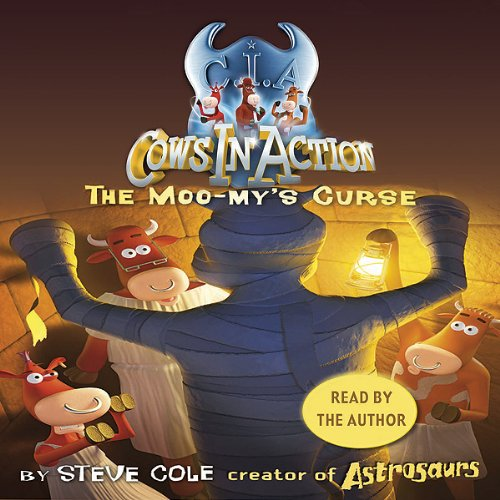 Cows in Action: The Moo-my's Curse cover art