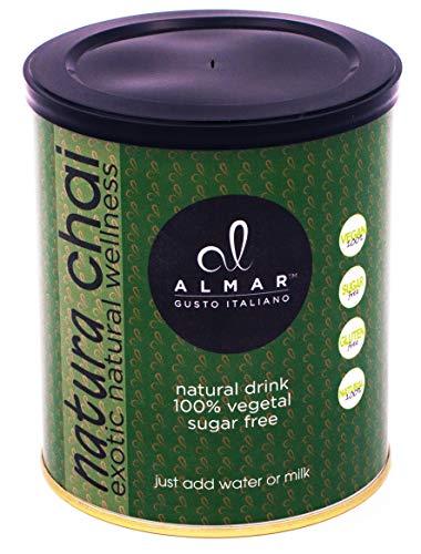 Almar Natura Chai - Chai latte speziato 100% vegetale senza zucchero