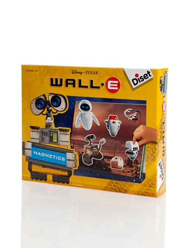 Diset Disney Magnetics Wall-E