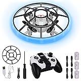 Ulikey Mini Drone para Niños, UFO Mini Drone con Control Remoto, Juguetes...